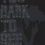 too dark to see comic