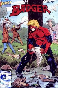 badger comic 25