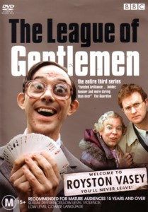 the league of gentlemen episode guide